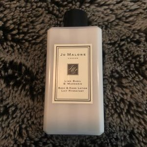 Jo Malone body and hand lotion